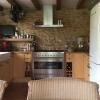 De keuken van onze B&B in de Dordogne