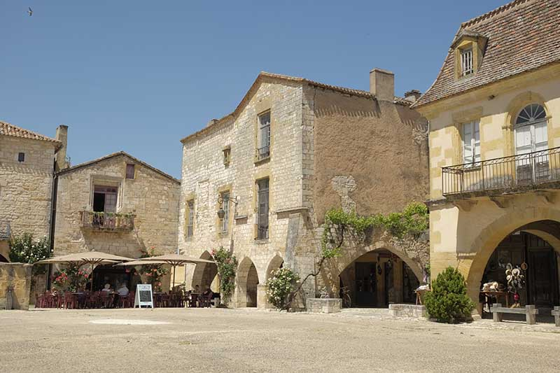 Bezienswaardigheden in de Dordogne